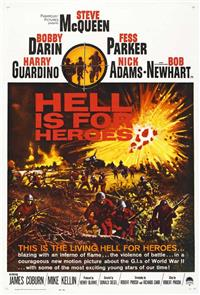 Hell Is for Heroes (1962) 1080p Poster