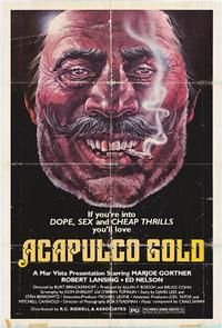 Acapulco Gold (1976) Poster