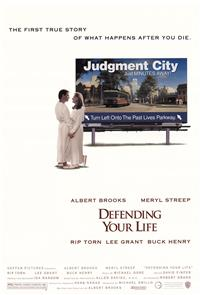 Defending Your Life (1991) 1080p Poster