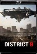 District 9 (2009) 1080p Poster