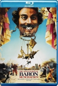 The Adventures of Baron Munchausen (1988) Poster