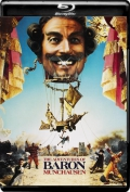 The Adventures of Baron Munchausen (1988) 1080p Poster