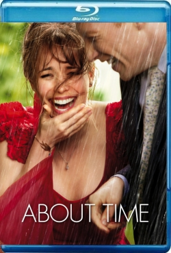 About Time (2013) Poster