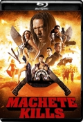 Machete Kills (2013) 1080p Poster