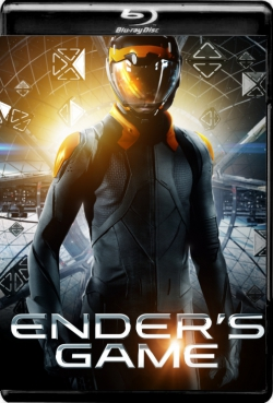 Ender's Game (2013) 1080p Poster