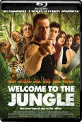 Welcome to the Jungle (2013) 1080p Poster