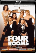 Four Rooms (1995) 1080p Poster