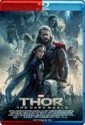 Thor The Dark World (2013) 3D Poster
