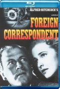 Foreign Correspondent (1940) Poster