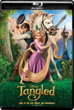 Tangled (2010) 1080p Poster