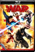 Justice League War (2014) 1080p Poster