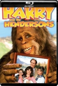 Harry and the Hendersons (1987) 1080p Poster