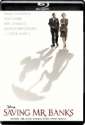 Saving Mr. Banks (2013) 1080p Poster