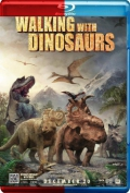 Walking with Dinosaurs 3D (2013) 3D Poster