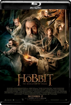 The Hobbit The Desolation of Smaug (2013) 1080p Poster
