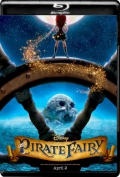 The Pirate Fairy (2014) 1080p Poster