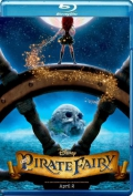 The Pirate Fairy (2014) Poster