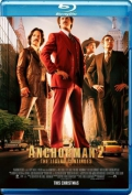 Anchorman 2 The Legend Continues (2013) Poster