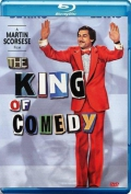 The King of Comedy (1982) Poster
