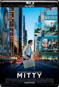The Secret Life of Walter Mitty (2013) 1080p Poster