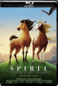 Spirit Stallion of the Cimarron (2002) 1080p Poster