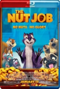 The Nut Job (2014) 3D Poster