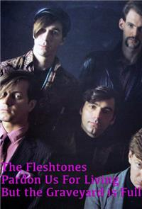 The Fleshtones: Pardon Us for Living But the Graveyard Is Full (2009) 1080p Poster