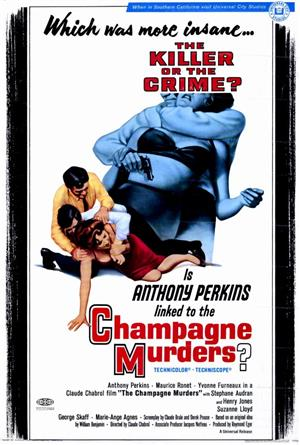 The Champagne Murders (1967) Poster