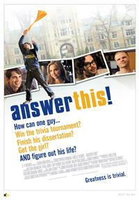 Answer This! (2011) 1080p Poster