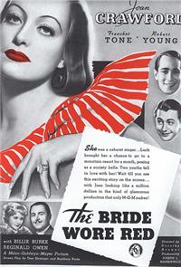 The Bride Wore Red (1937) 1080p Poster