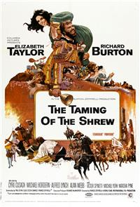 The Taming of the Shrew (1967) 1080p Poster