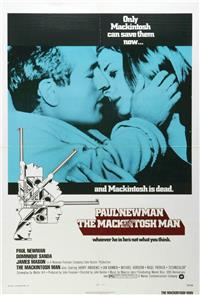The MacKintosh Man (1973) 1080p Poster