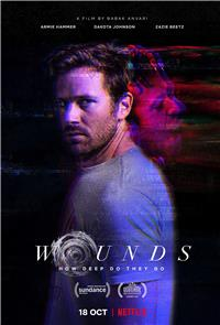 Wounds (2019) Poster