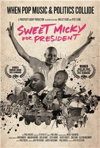 Sweet Micky for President (2015) 1080p Poster