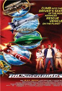 Thunderbirds (2004) 1080p Poster