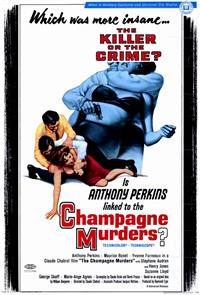 The Champagne Murders (1967) 1080p Poster