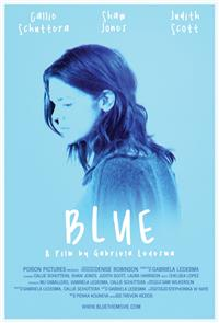 Blue (2018) Poster