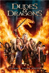 Dudes & Dragons (2015) 1080p Poster