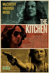 The Kitchen (2019) 1080p Poster