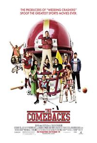 The Comebacks (2007) 1080p Poster