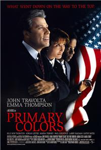 Primary Colors (1998) 1080p Poster