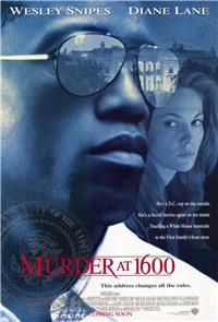Murder at 1600 (1997) 1080p Poster