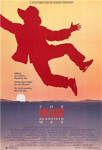 The Milagro Beanfield War (1988) Poster