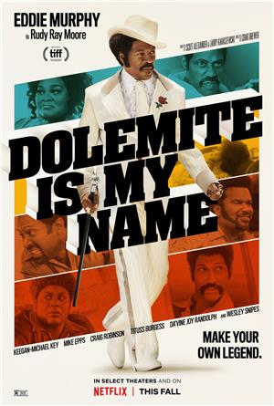 Dolemite Is My Name (2019) 1080p Poster