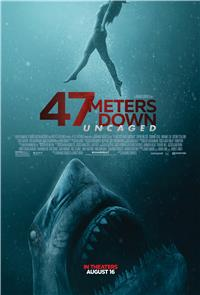 47 Meters Down: Uncaged (2019) Poster