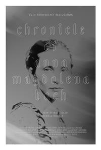Chronicle of Anna Magdalena Bach (1968) Poster