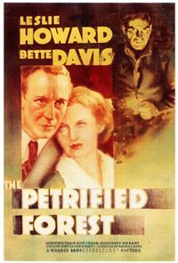 The Petrified Forest (1936) Poster