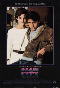 Blue City (1986) Poster