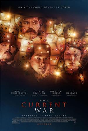 The Current War (2019) 1080p Poster