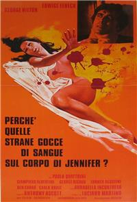 The Case of the Bloody Iris (1972) Poster
